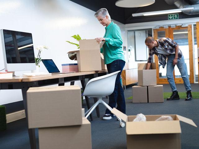 Umzugsunternehmen für Firmen in Karlsruhe